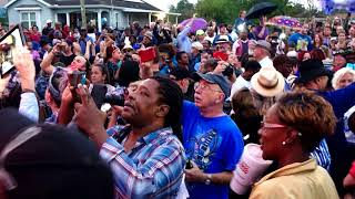 Fats Domino Second Line Fr Bywater To Lower 9th  Nov 1 2017