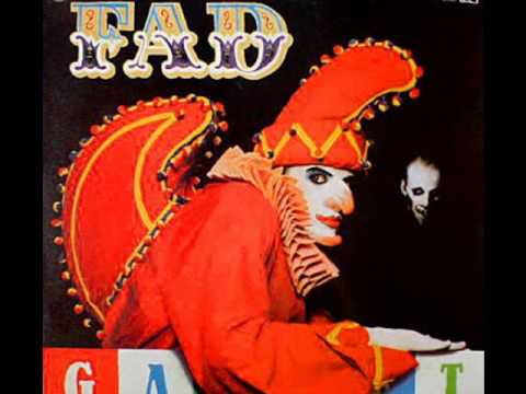 Fad Gadget - Swallow it
