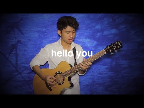 Hello You - Iqbaal Ramadhan (cover)