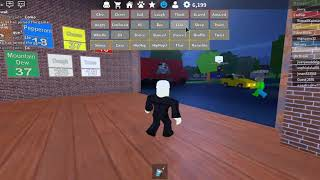 Roblox adventures - manager dancing through the water!
