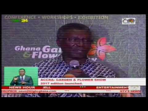 2017 Ghana Garden and Flower Show Edition launched