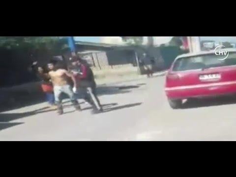 Asesinan brutalmente a joven en San Bernardo - CHV Noticias