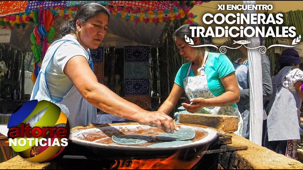 Xi encuentro de cocina tradicional michoacana youtube for Torres en la cocina youtube