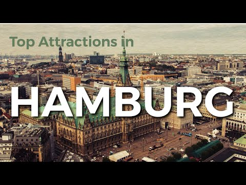 Top Attractions in Hamburg, Germany   City Tour 2021
