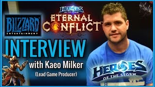 Heroes of the Storm: Interview with Blizzard