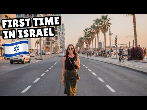 ISRAEL First Impressions (one Day In Tel Aviv)