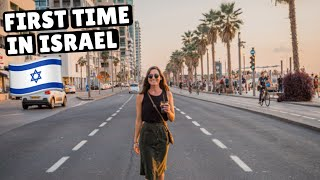 ISRAEL First Impressions (one dąy in Tel Aviv)