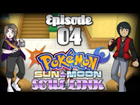 "Pokemon Sun and Moon Soul Link Ep. 4 - ""Time for Class!"""