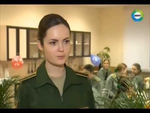 Где и как учатся будущие военные связистки России