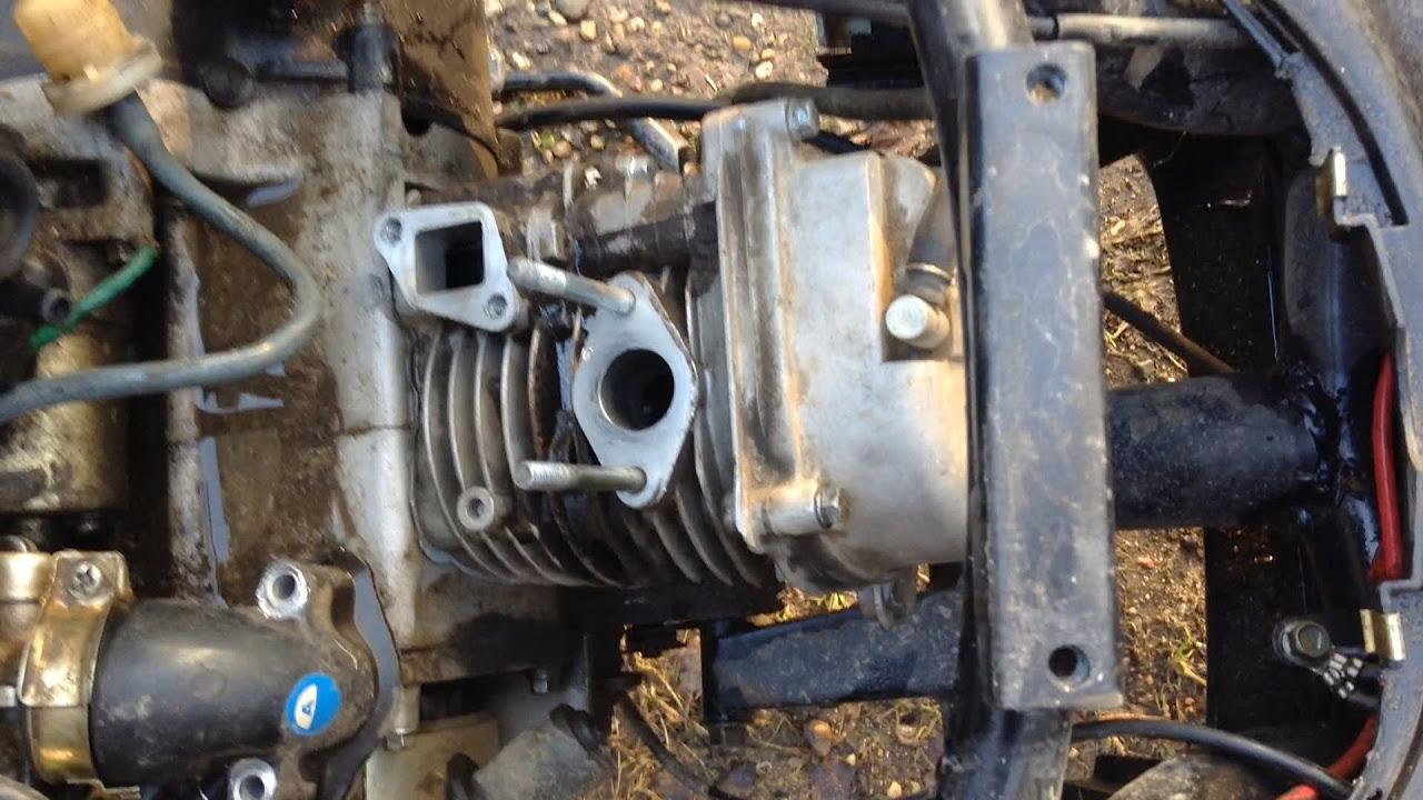 двигатель зид инструкция по разборке