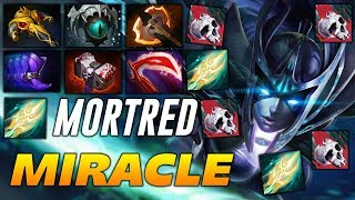 Miracle Mortred Highlights Dota 2