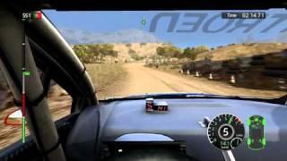 WRC FIA World Rally Championship (PC Gameplay) Portugal SS1 - Citroën C4 WRC