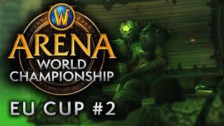 AWC EU Cup 2 | Top 8 | Full VOD