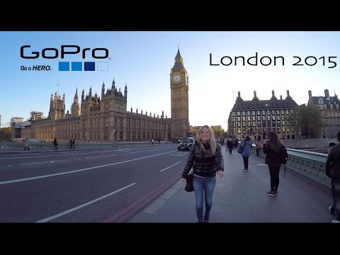 London 2015 long weekend ( Londra 2015 ) ( GoPro Hero 4 )