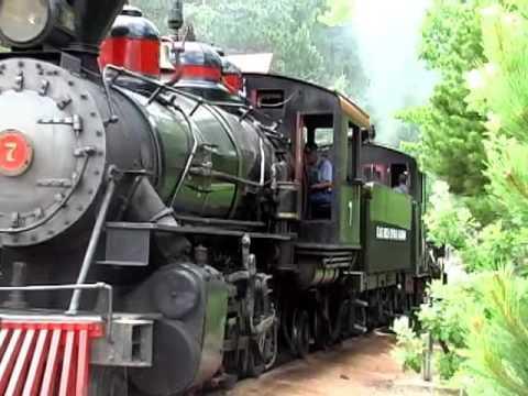 1880 Train Trip Hill City - Keystone, South Dakota