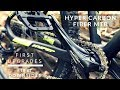 Hyper Carbon Fiber MTB - First Upgrades & Obstacles