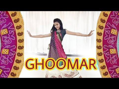 GHOOMAR | Padmavati | Dance Choreography by Dhruvi Shah | Deepika Padukone
