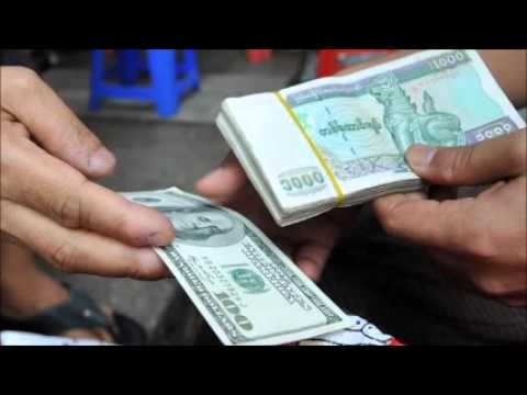 Myanmar to curb use of US dollar to stabilise domestic currency
