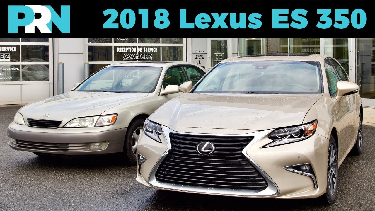 20 Years Of Lexus Es Testdrive Showdown