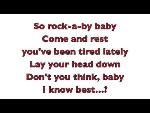 Cecie's Lullaby - Steffany Gretzinger (Lyrics)
