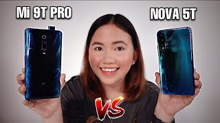 Huawei Nova 5T vs. Xiaomi Mi 9T Pro | ULTIMATE SHOWDOWN