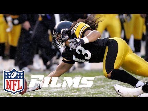 #8 Troy Polamalu