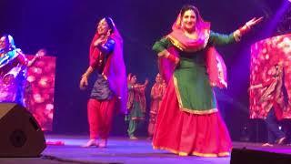 SHAAN MUTIYARA DI Punjabi Gidha - Christchurch Diwali Festival 2017