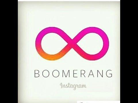 boomerang da instagram