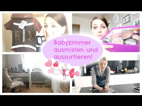 xl-vlog-|-bei-isabeau-zum-frühstück-|-schwanger---25-ssw-|-babyzimmer-ausmisten-&-aussortieren