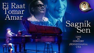 Ei Raat Tomar Amar - Sagnik Sen (Live in Pennsylvania)