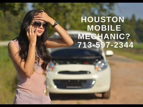 Mobile Mechanic Houston | 713-597-2344 Mobile Auto Repair Pros Houston