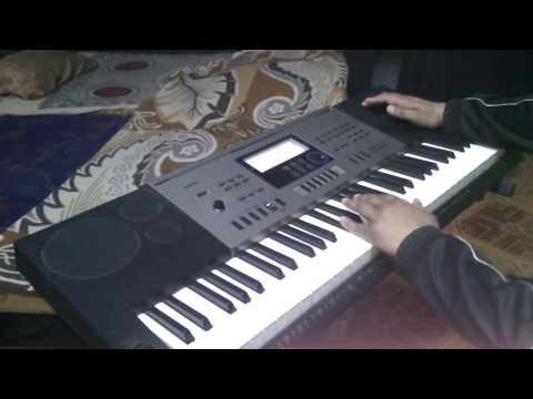तेरे मेरे होठों पै मीठे मीठे । Tere Mere Hothon Pe Mithe Mithe Geet (Film - Chandni) - Piano Cover