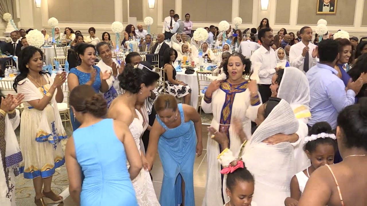 Habesha Wedding|P5|B&Y|Ethiopian Wedding|Eritrean Wedding|LA Wedding|Amharic Video