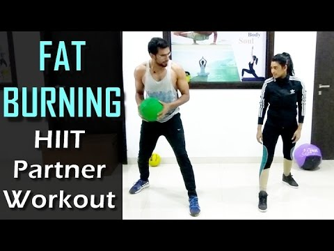 Weight loss workout for women & men at home