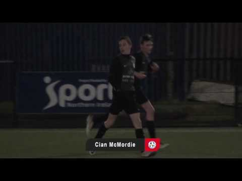 Albert Foundry v Shorts - Under 16s Third Division - 24th February 2017