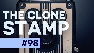 Photoshop Tutorial: Clone Stamp Tool