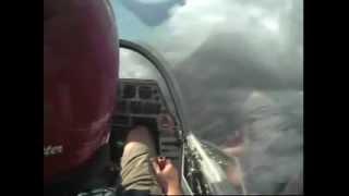 Microjet (BD-5J) sortie #4 cockpit cam