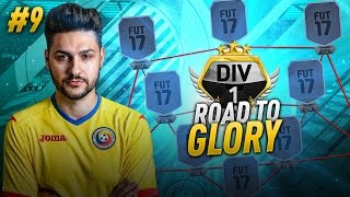 FIFA 17 ROAD TO GLORY #9 - THE BEST & MOST OVERPOWERED FORMATION in ULTIMATE TEAM
