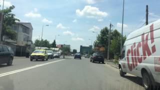 Soseaua Pipera-Tunari - Lucrari in bataie de joc pe drumul lui Pandele