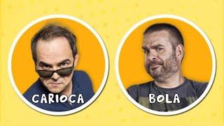 AO VIVO! LIVE DE SEGUNDA COM CARIOCA CONVERSA COM BOLA