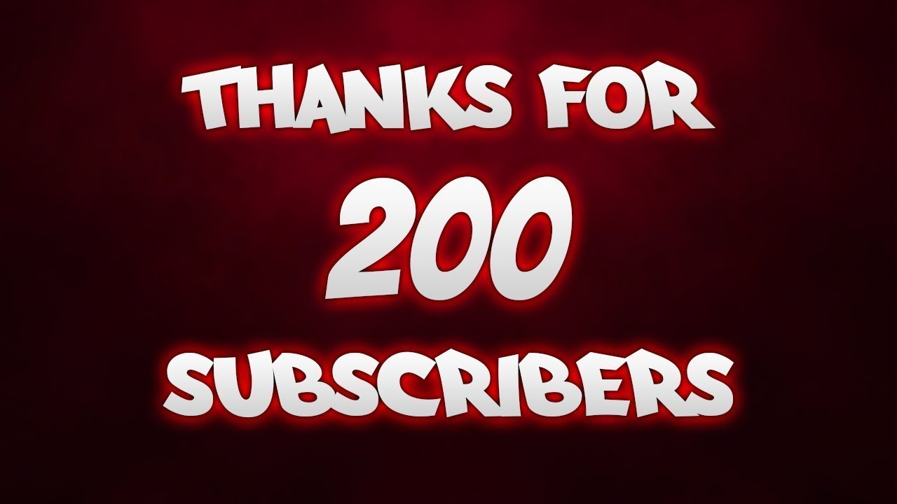 200 Subscribes Update 5 7 Second Challenge Youtube