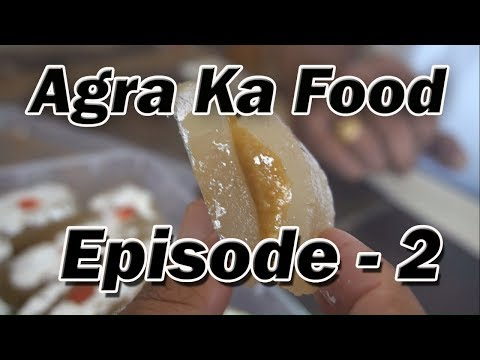 Places to eat in Agra, India: Part 2, Day 4 to Day 6