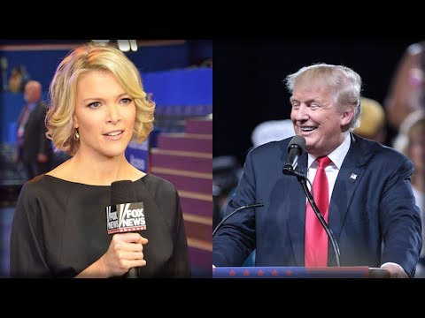 BOOM! RIGHT AFTER MEGYN KELLY TARGETED DONALD TRUMP, HIS RESPONSE DESTROYED HER CAREER