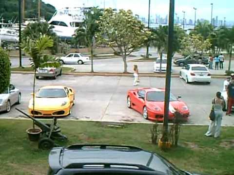 Panama ...FAST CARS,