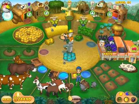 Farm Mania 2 - Level 61 (Arcade Mode)