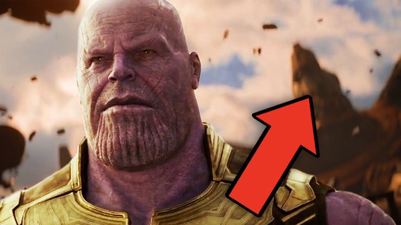 avengers infinity war trailer breakdown - details you missed