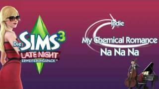 My Chemical Romance Na Na Na Simlish + Simlish Lyrics