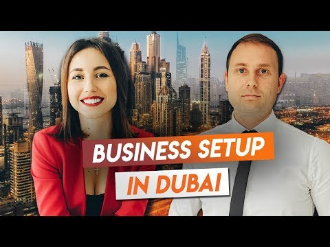 Business setup in the UAE. Registration cost.