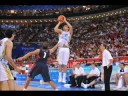 USA vs Argentina Basketball video Beijing Olympics 2008