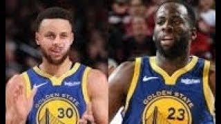 Golden State Warriors vs Portland Trailblazers_Game 4_NBA Playoffs 20 May 2019